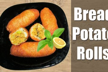 Bread potato roll