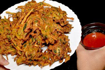 chinese pakora recipe