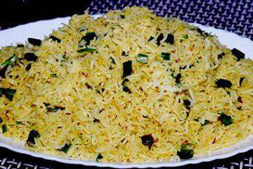 massala rice