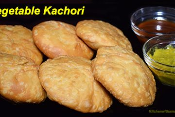 vegetable kachori
