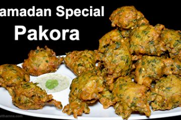 Ramadan Special Pakora