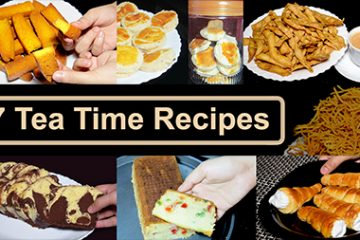 tea time recipes