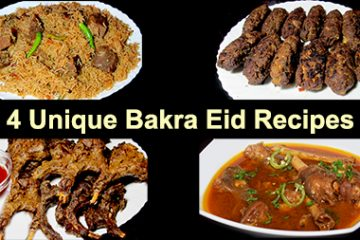 Bakra Eid Recipes