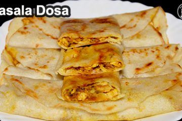 Chicken Masala Dosa