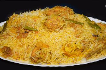 Achari Biryani