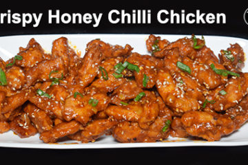Crispy Honey Chili Chicken