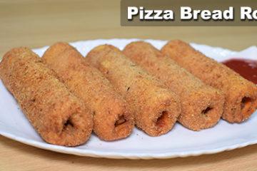 pizza bread roll