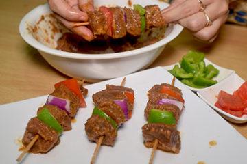 beef stick boti
