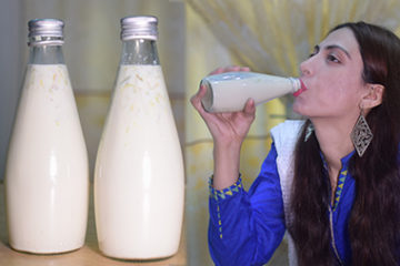 Doodh Ki thandi Bottle