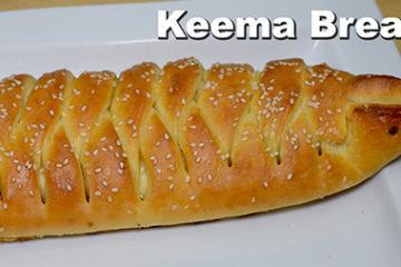 Keema Bread
