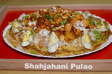 Shahjahani Pulao