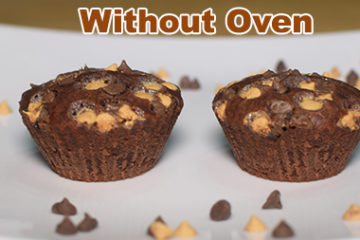 Chocolate Chip Cupcakes Without Oven