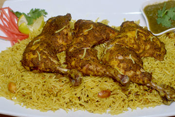 chicken mandi