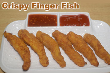 crispy finger fish