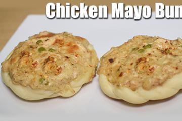 chicken mayo buns