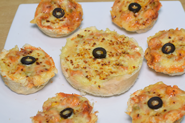 Bread Katori Pizza Recipe