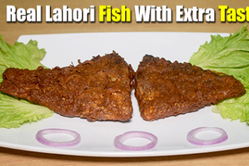 Lahori Fish Fry
