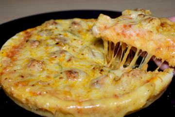 Chicken Cheese Lovers Pizza