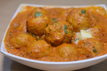 Butter Chicken Kofta
