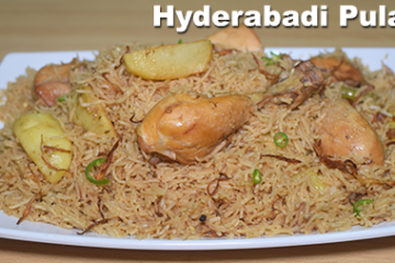 Hyderabadi Pulao