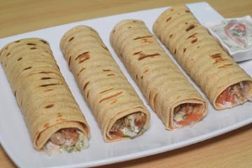 Turkish Kabab Roll