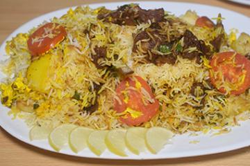 Balochi Biryani Recipe