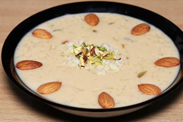 Yummy Shahi Kheer
