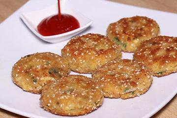 Potato Egg Kabab
