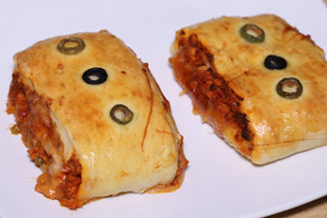 Pizza Bread Roll