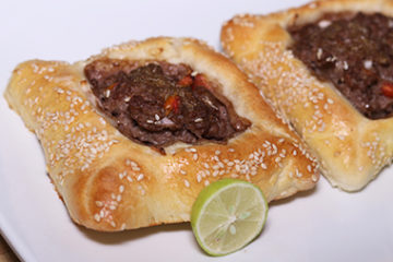 Sfeeha Meat Pies