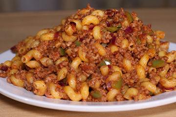 Keema Macaroni