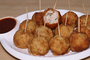 Chicken Balls Recipe