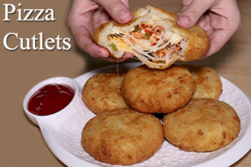 Pizza Cutlets Recipe