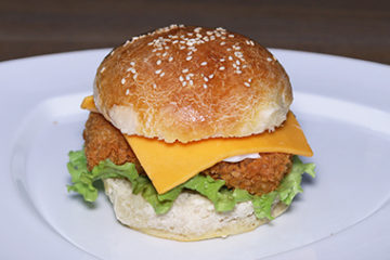 Mcdonald's Filet o Fish Burger