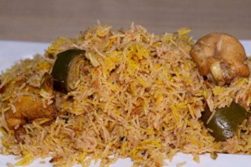 Achari Chicken Pulao