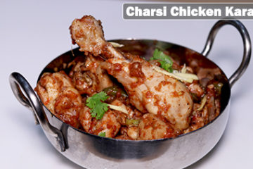 Charsi Chicken Karahi