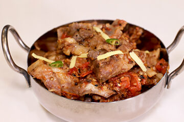 Achari Mutton Karahi
