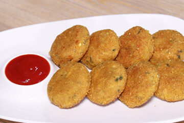 Mini Chicken Cutlets