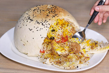 Parda Biryani Without Oven