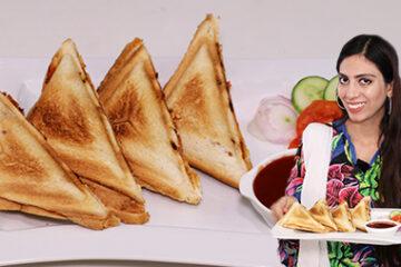 3 Layers Chicken Tikka Sandwich