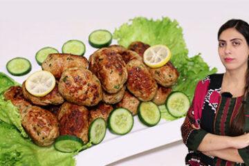Chicken Muthiya Kabab