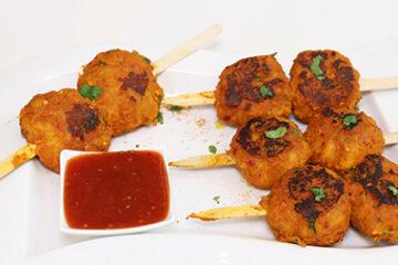 Tandoori Chicken Momos