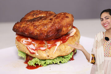 Double Down Chicken Sandwich