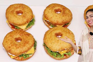 Donut Wala Burger