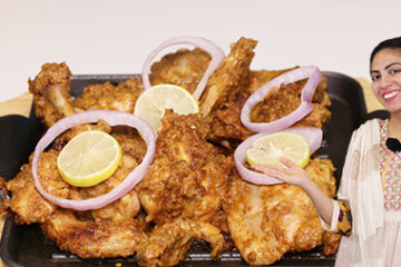 Sizzling Bihari Chicken