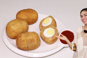Potato Scotch Egg