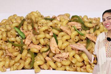 Chili Chicken Macaroni